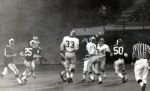 Highland High Football Game 1971